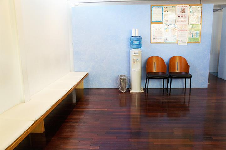 戸田歯科医院 待合室