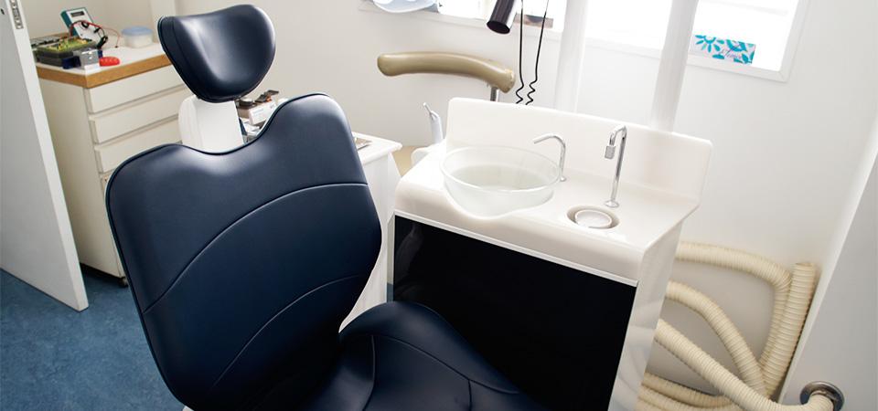戸田歯科医院 診療室