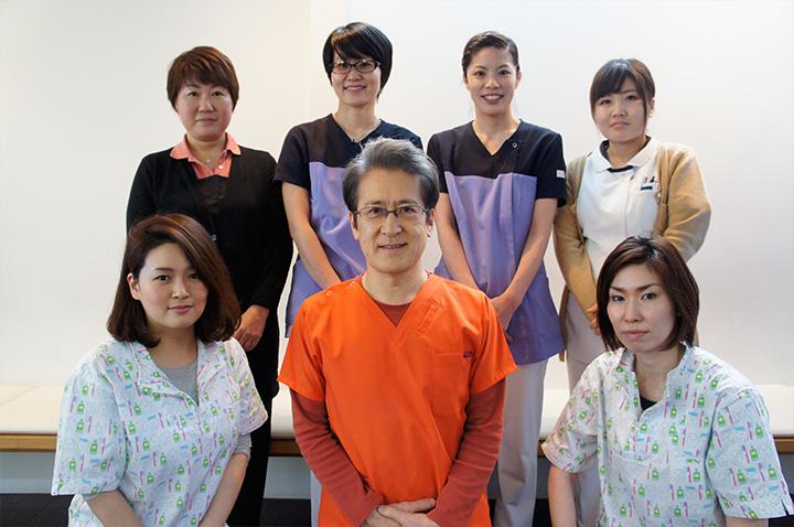 戸田歯科医院_院長・各スタッフ