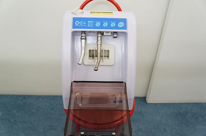 自動注油洗浄機